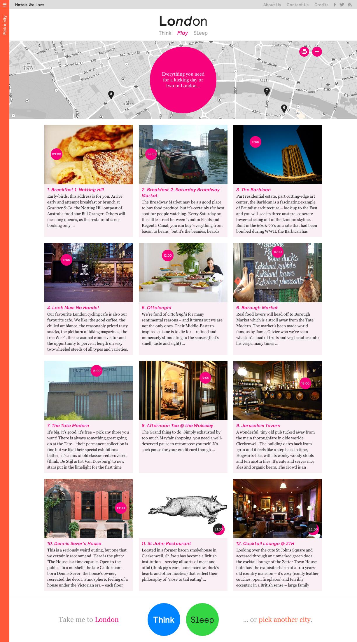 Hotels We Love by VERDE