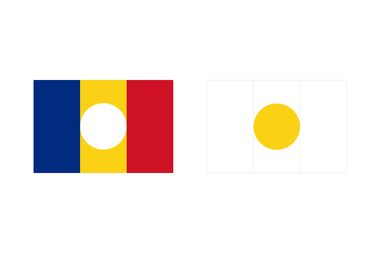Romanian Yellow Dot by VERDE