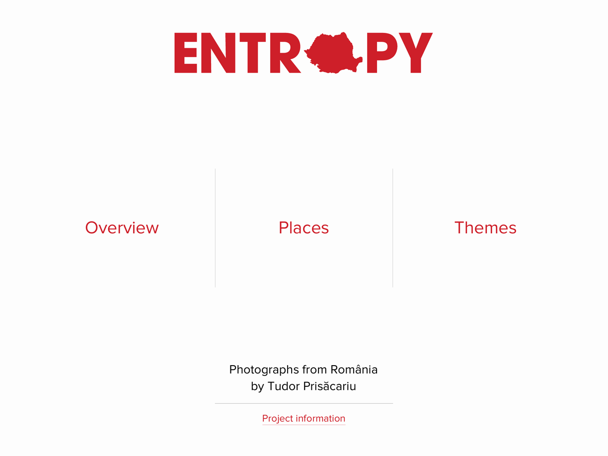 Entropy by VERDE