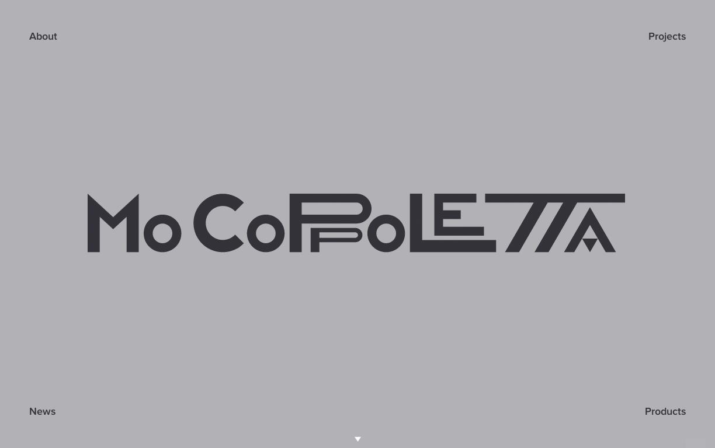 Mo Coppoletta by VERDE