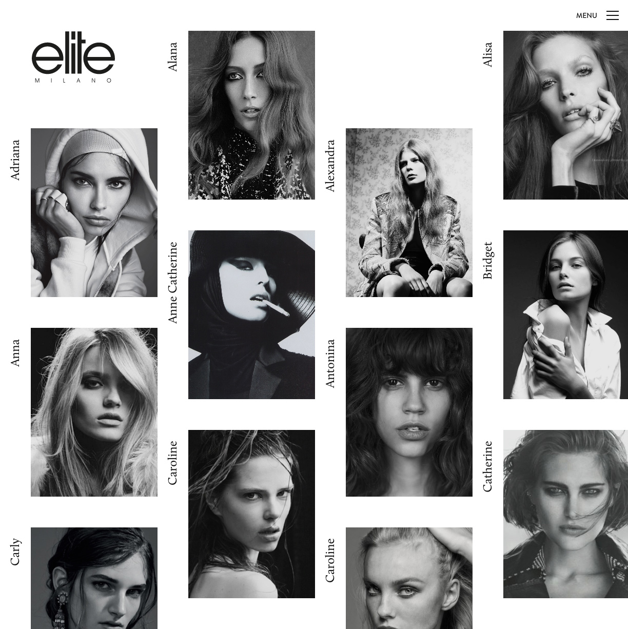 Elite Model Management by VERDE