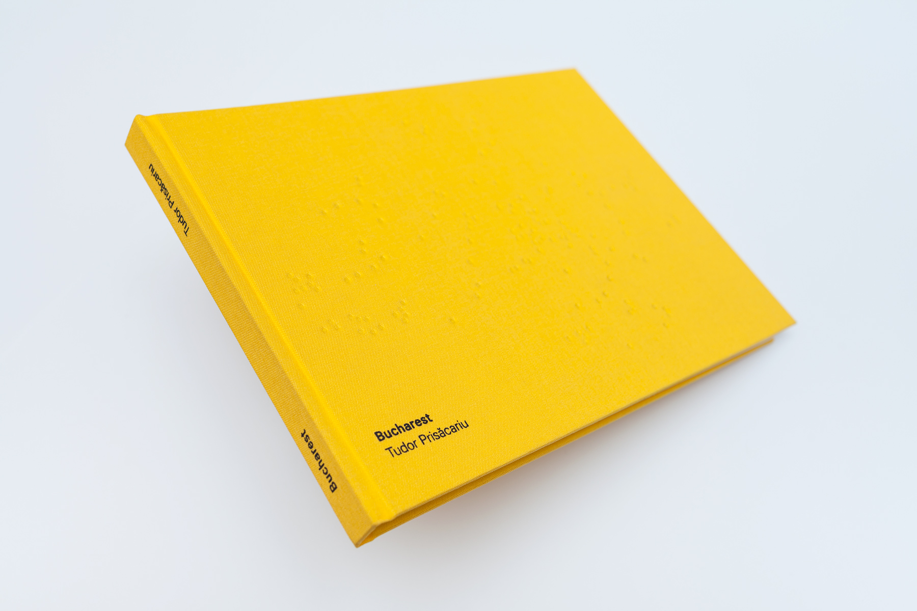 Bucharest Photobook by VERDE