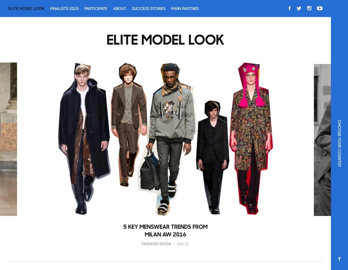 Elite Model Look by VERDE