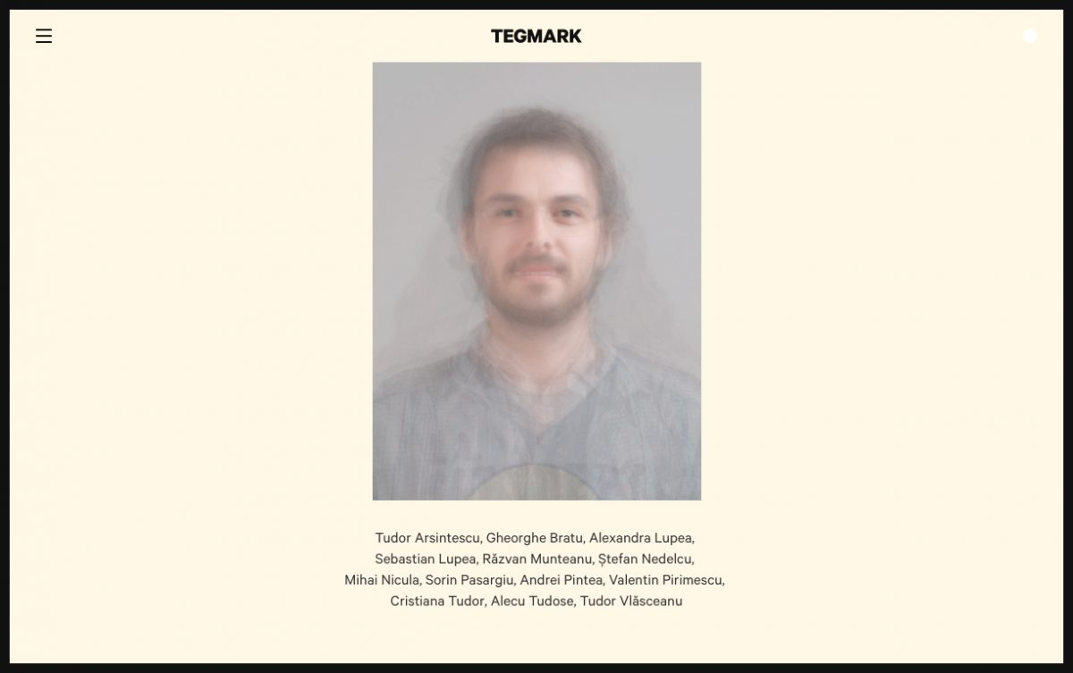 Tegmark by VERDE