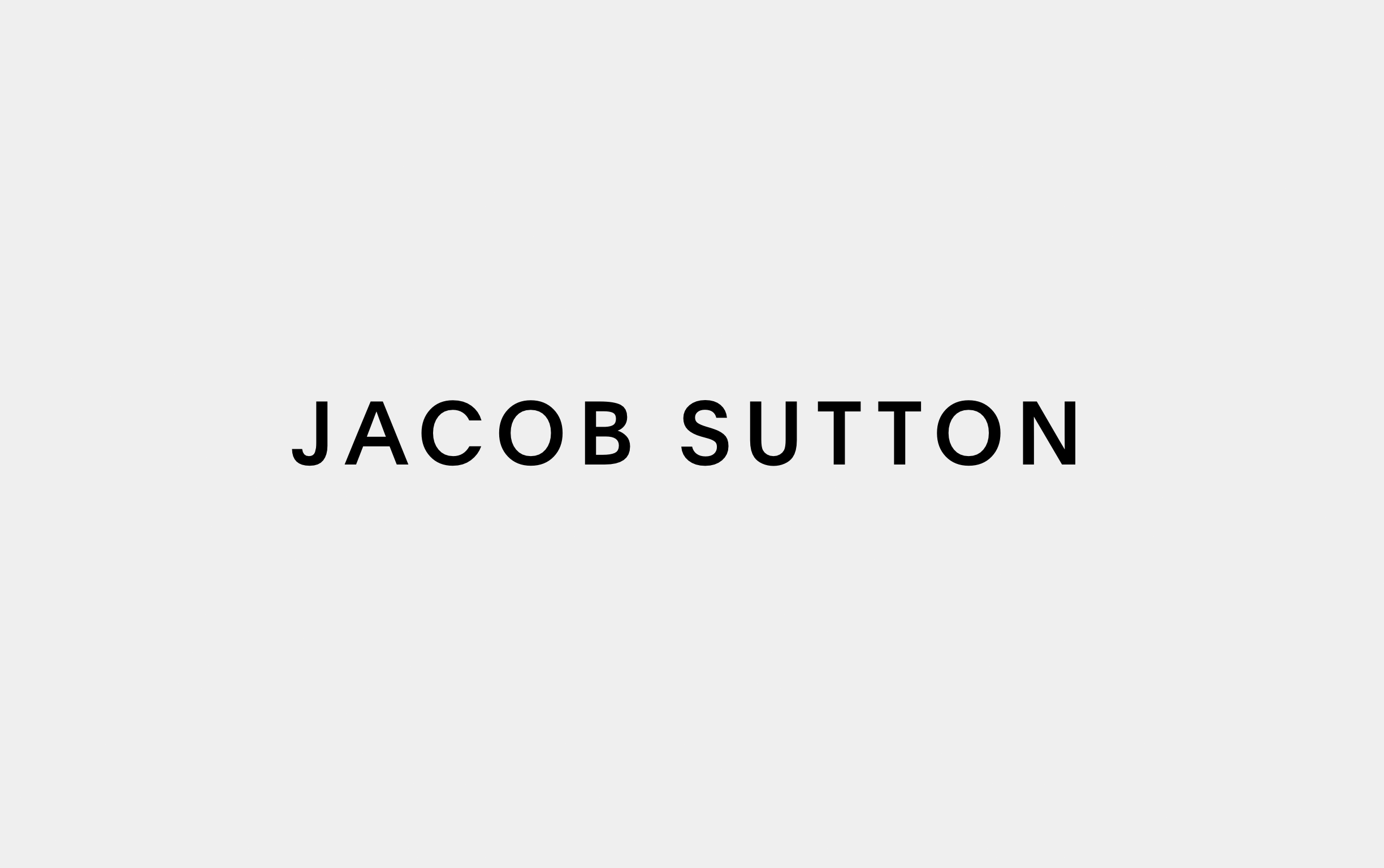 Jacob Sutton by VERDE