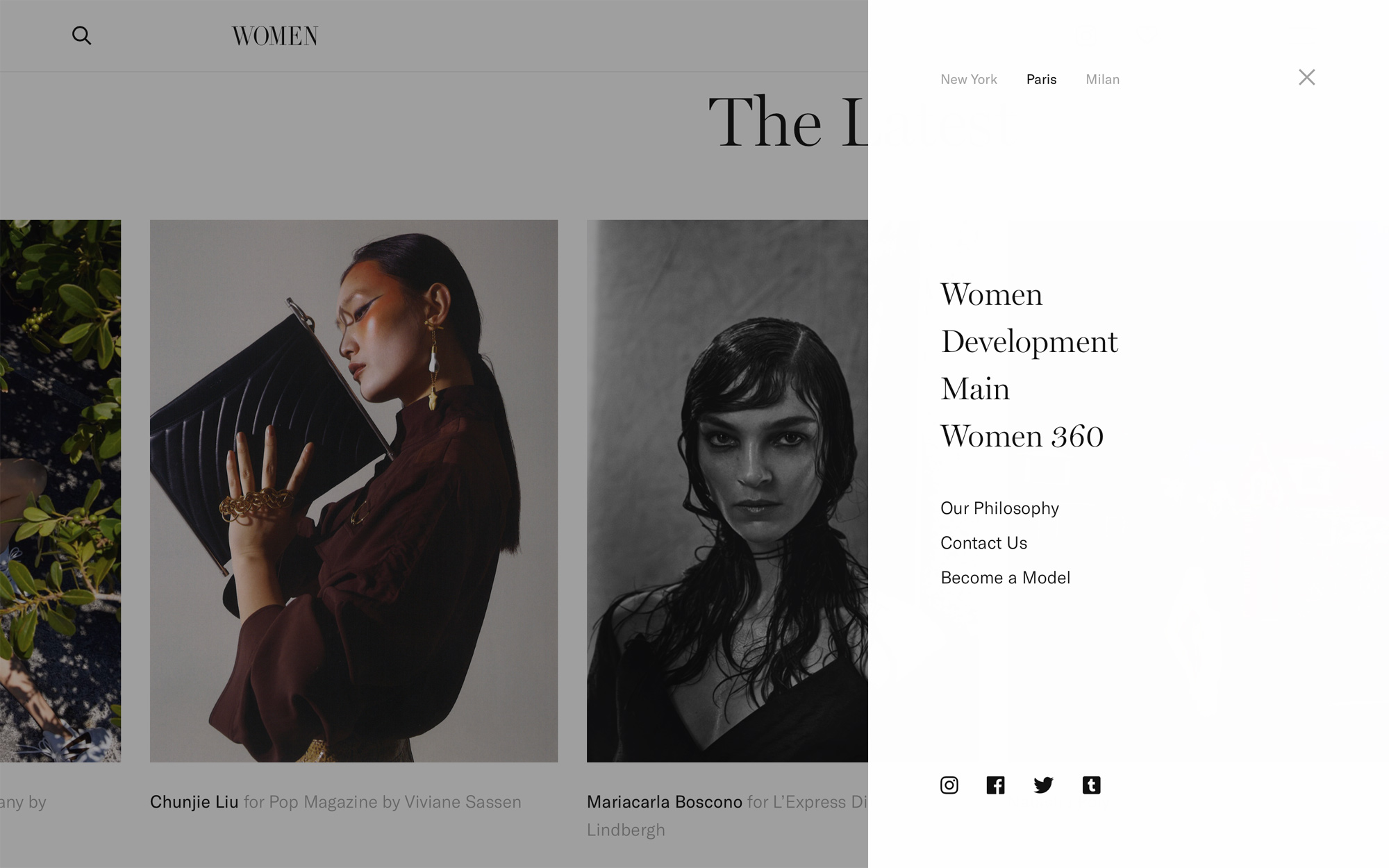 Women Management by VERDE